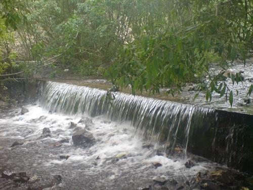 آبشار راین استان کرمان